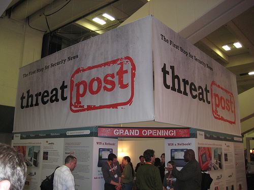 Threatpost Bloghaus